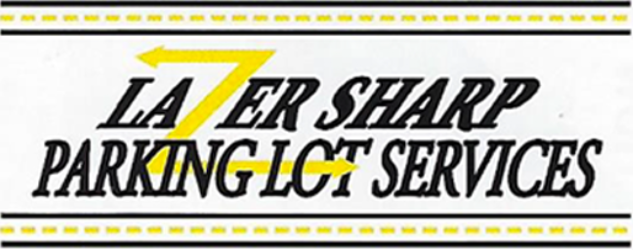 Lazer Sharp Parking Lot Services