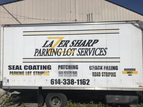 Lazer Sharp Truck